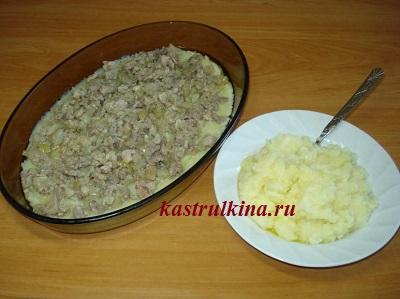суп с лесными грибами и плавленным сыром рецепт