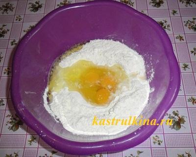 делаем тесто для лазаньи фото 1