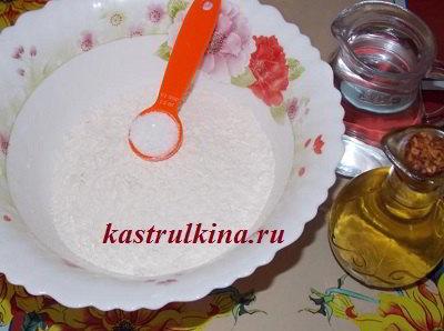 делаем тесто для домашних пельменей фото 1