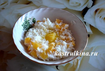 Как сварить в мультиварке рисовую кашу рецепт с