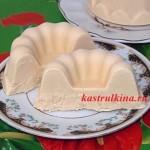 домашнее творожное мороженое крем брюле