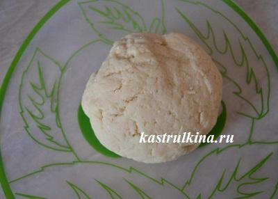 готовое тесто на коржи