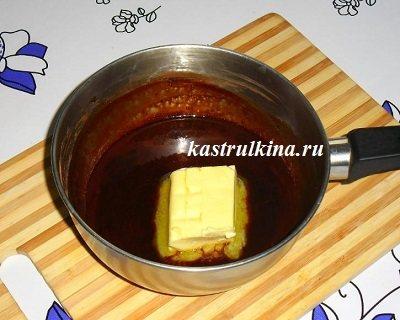 готовим шоколадный соус