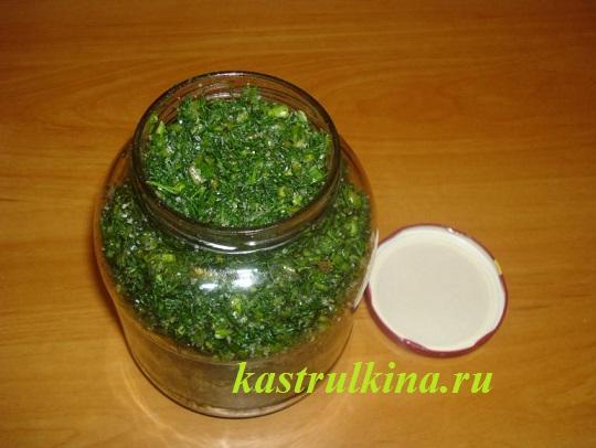 Засолка укропа с сохранением полезных свойств и вкуса