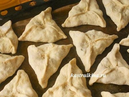 хачапури перед выпечкой