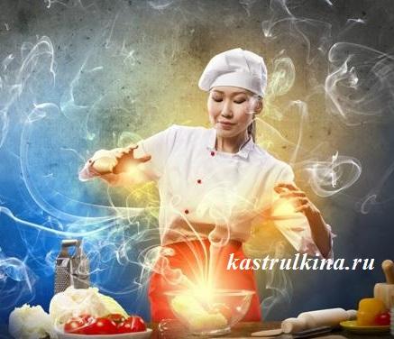Исправляем кулинарные ошибки