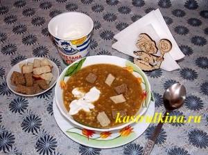 суп из морепродуктов рецепт морской коктейль с рисом
