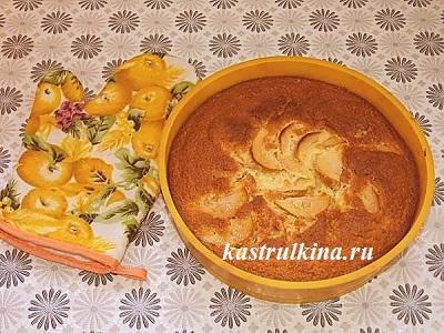 рецепт пирога с черникой и сметаной