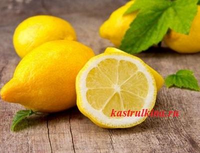 лимонная начинка для блинов
