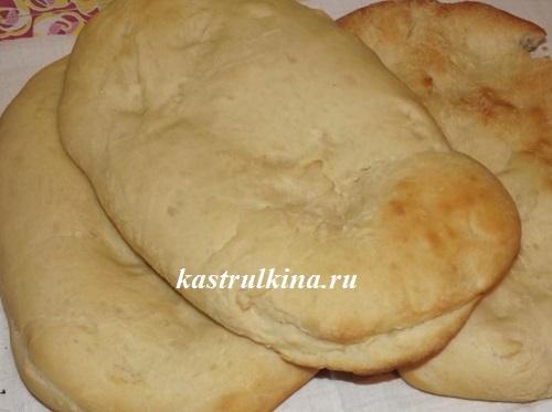 Матнакаш – пышный армянский лаваш