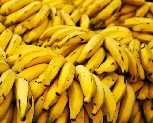 перезрелые бананы