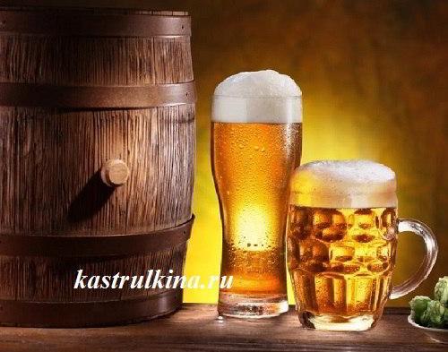полезные свойства пива