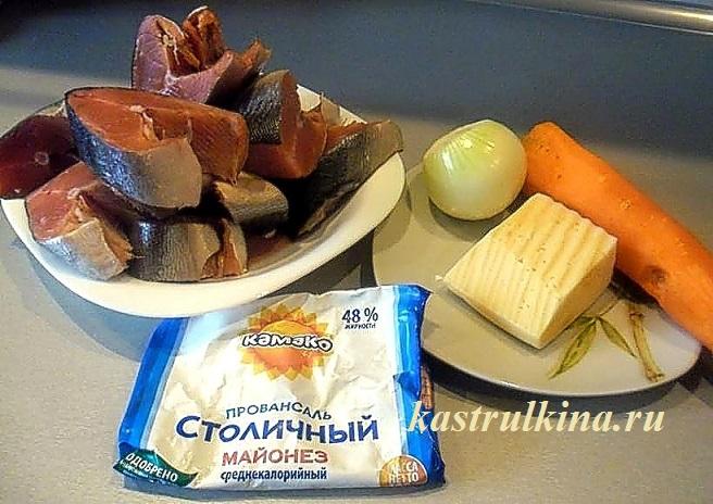 продукты для запекания горбуши фото 2