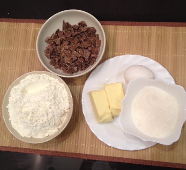 продукты к рецепту