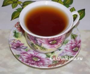 Рецепт ароматного и полезного барбарисового чая