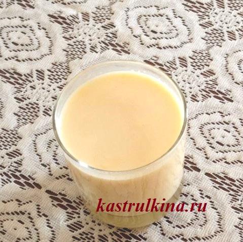 Домашняя ряженка, рецепт с пошаговыми фото