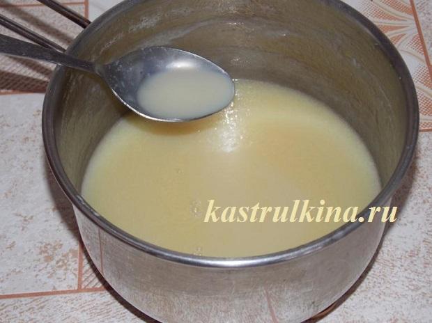 рецепт домашней сгущенки фото 6