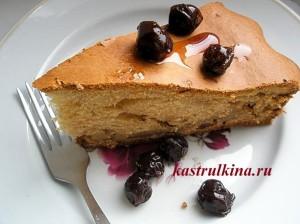 рецепт кекса из сырковой массы с изюмом быстрого приготовления