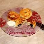 рецепт сырников с черносливом