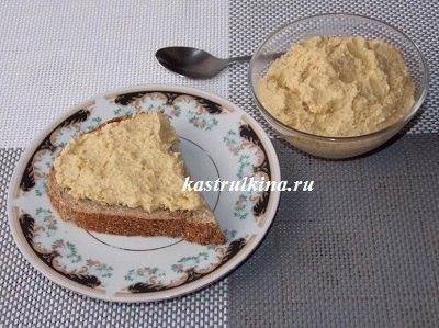 селедочная паста для бутербродов