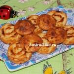 сырники, приготовленные в духовке
