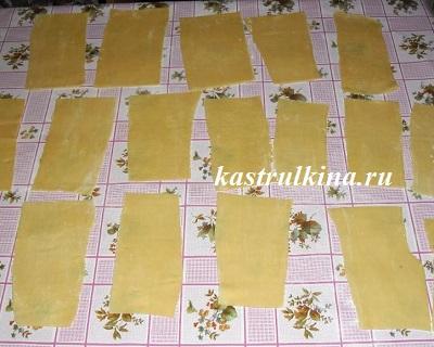 тесто для домашней лазаньи фото 3