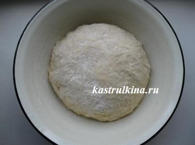 тесто для дрожжевого пирога