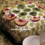 торт из зефира от лаймы вайкуле