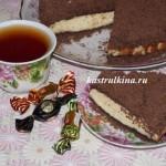 творожный торфяной пирог с рецептом