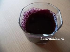 виноградный сок для желе