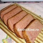 вишневый сдобный хлеб в хлебопечке