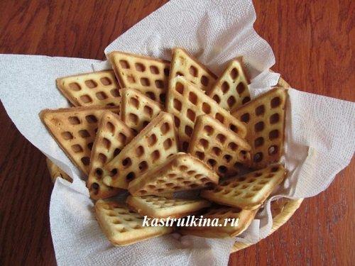 Рецепт печенья в алюминиевой форме