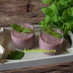 ягодный коктейль с сельдереем