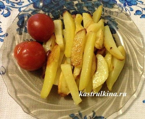 Все секреты вкусной жареной картошки